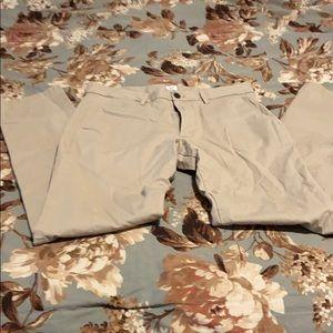Like new men's khakis